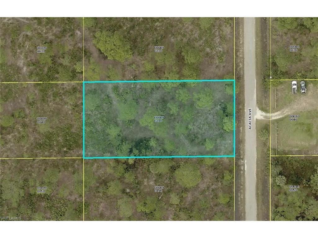 817 Acacia Ave, Lehigh Acres, FL 33972 (MLS #216051880) :: The New Home Spot, Inc.