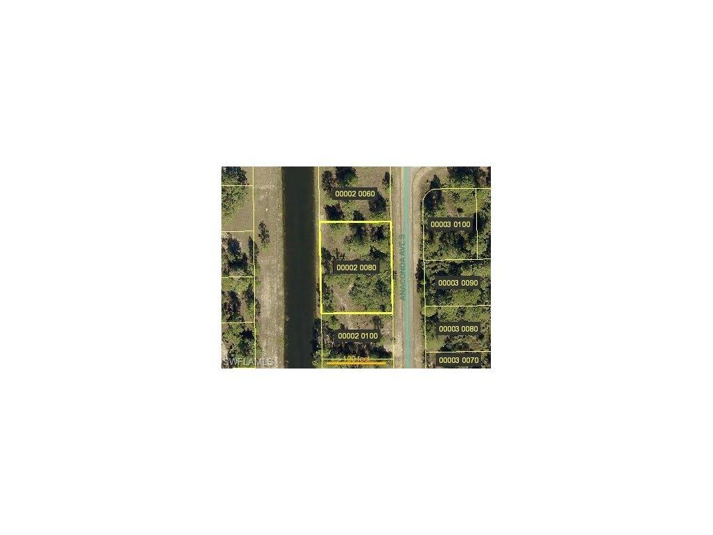 716 Anaconda Ave S, Lehigh Acres, FL 33974 (MLS #216052104) :: The New Home Spot, Inc.