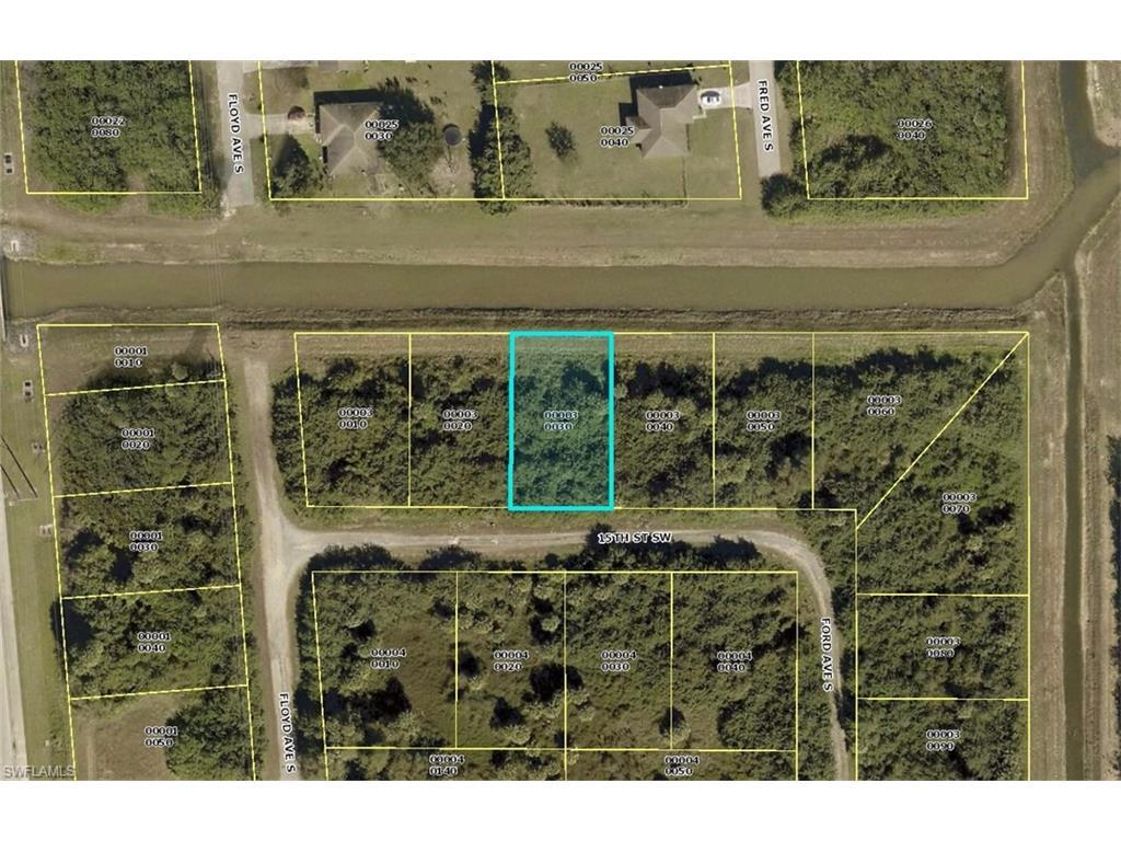 4306 15th St SW, Lehigh Acres, FL 33976 (MLS #216052380) :: The New Home Spot, Inc.