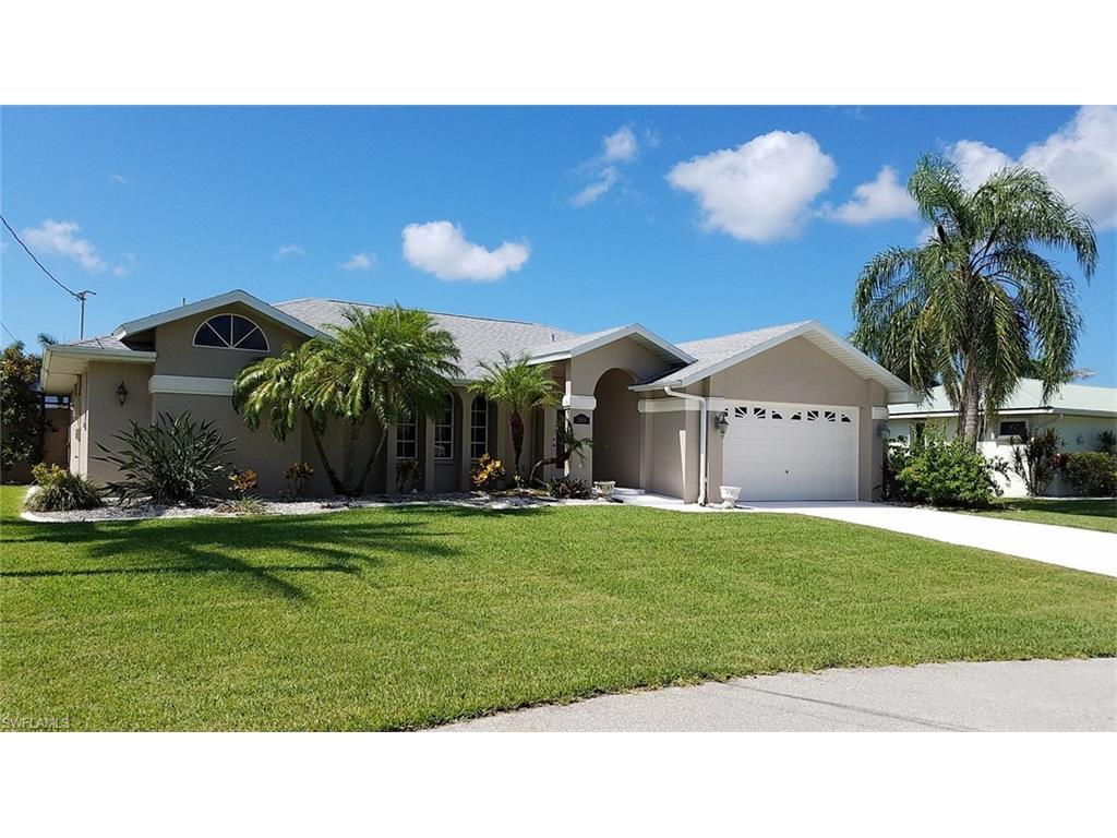 2804 SW 37th Ter, Cape Coral, FL 33914 (MLS #216052418) :: The New Home Spot, Inc.