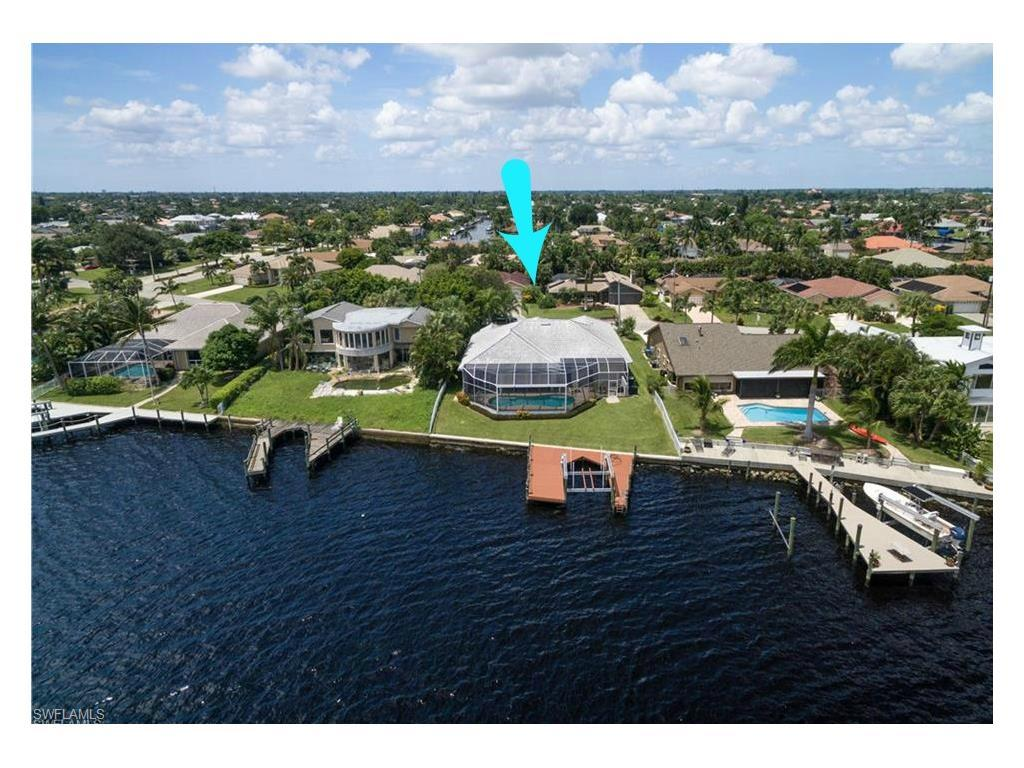 2913 SE 22nd Pl, Cape Coral, FL 33904 (#216052489) :: Homes and Land Brokers, Inc