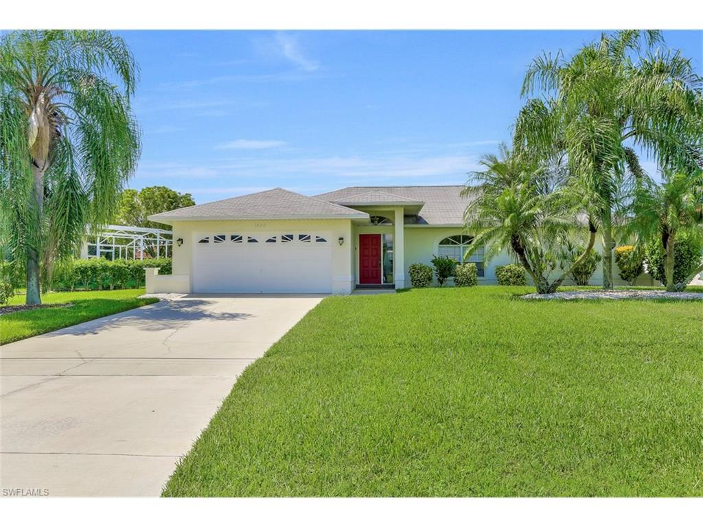 1622 SW 52nd Ter, Cape Coral, FL 33914 (#216052552) :: Homes and Land Brokers, Inc
