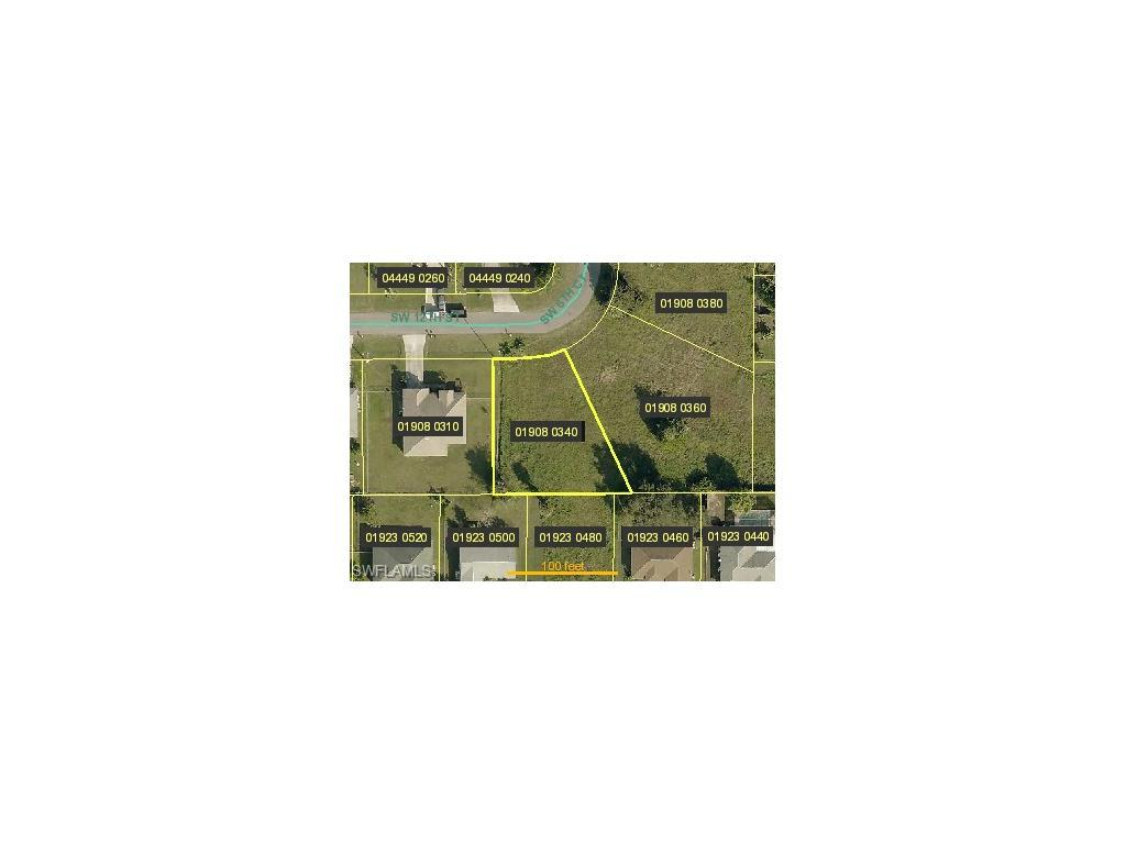 616 SW 12th St, Cape Coral, FL 33991 (MLS #216052554) :: The New Home Spot, Inc.