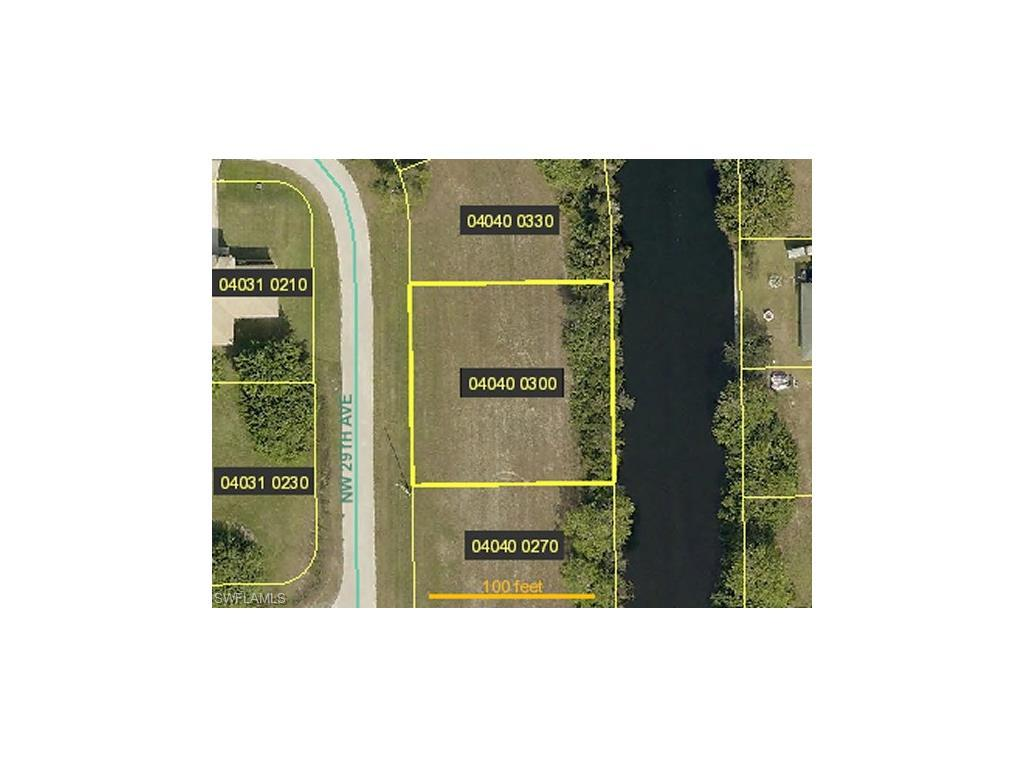 821 NW 29th Ave, Cape Coral, FL 33993 (#216052576) :: Homes and Land Brokers, Inc