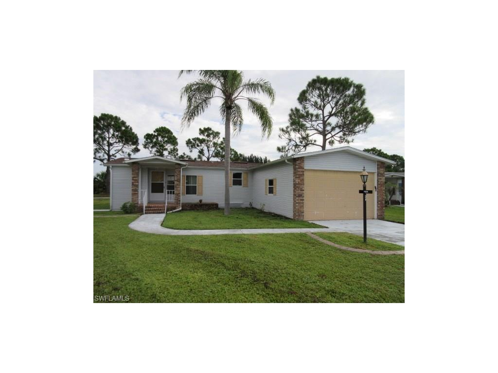 10016 Bardmoor Ct, North Fort Myers, FL 33903 (MLS #216052662) :: The New Home Spot, Inc.