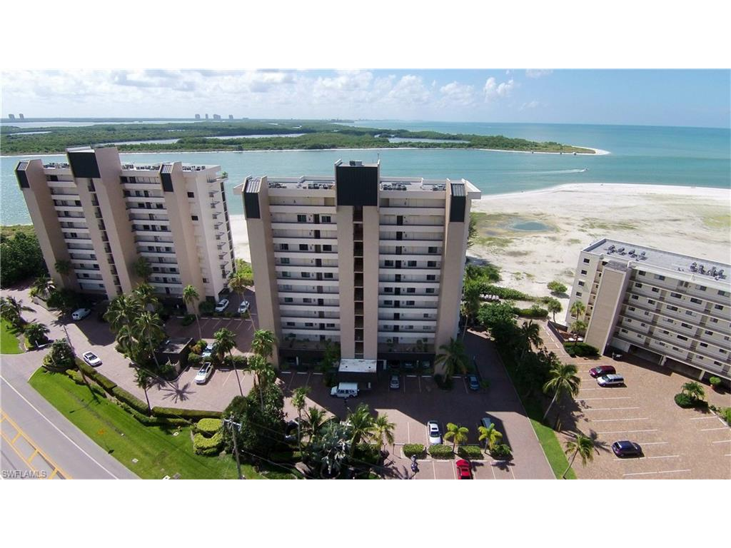 8400 Estero Blvd #803, Fort Myers Beach, FL 33931 (#216052680) :: Homes and Land Brokers, Inc