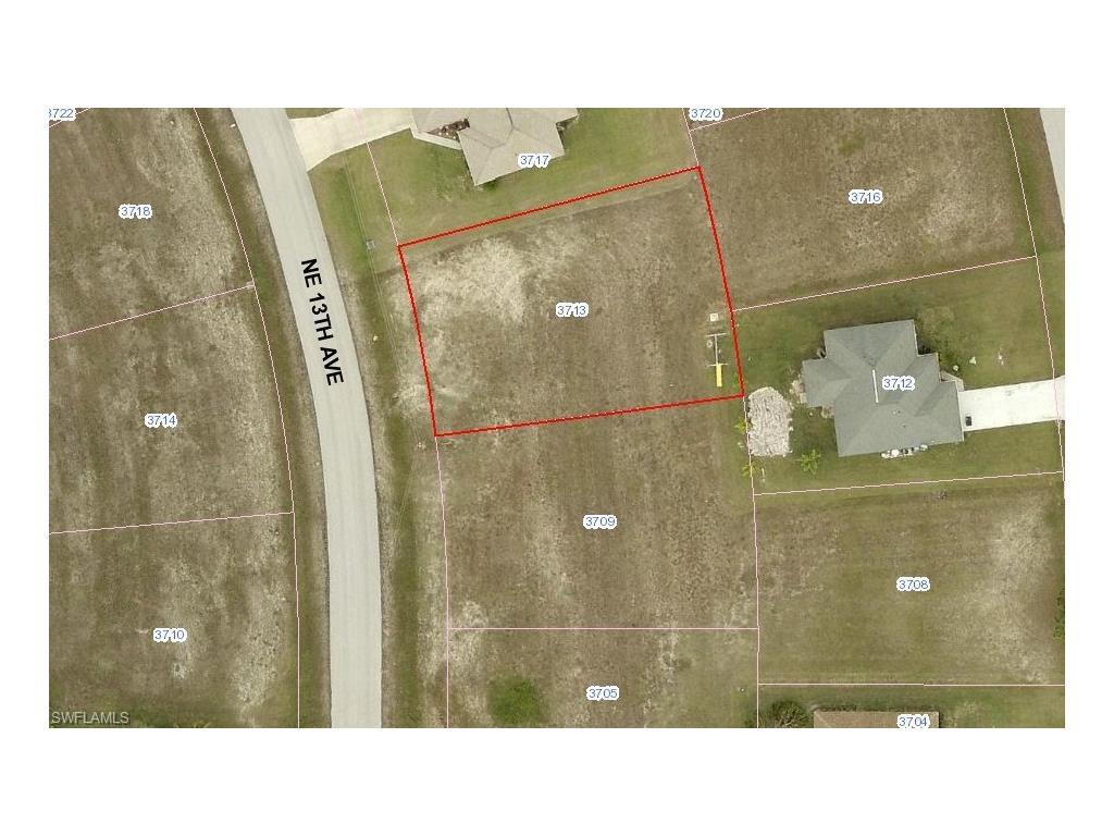 3713 NE 13th Ave, Cape Coral, FL 33909 (#216052721) :: Homes and Land Brokers, Inc