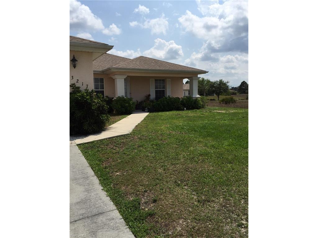 3217 Vera Ct, Lehigh Acres, FL 33976 (MLS #216052922) :: The New Home Spot, Inc.