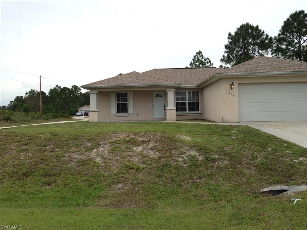 2814 Cerito Ave N, Lehigh Acres, FL 33971 (#216052927) :: Homes and Land Brokers, Inc