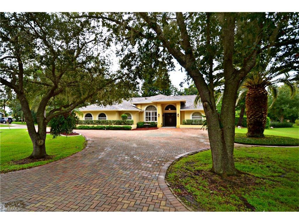 3770 Hidden Acres Cir N, North Fort Myers, FL 33903 (MLS #216053166) :: The New Home Spot, Inc.