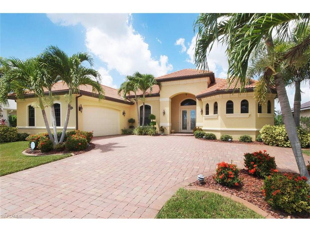 2229 SW 50th St, Cape Coral, FL 33914 (MLS #216053187) :: The New Home Spot, Inc.