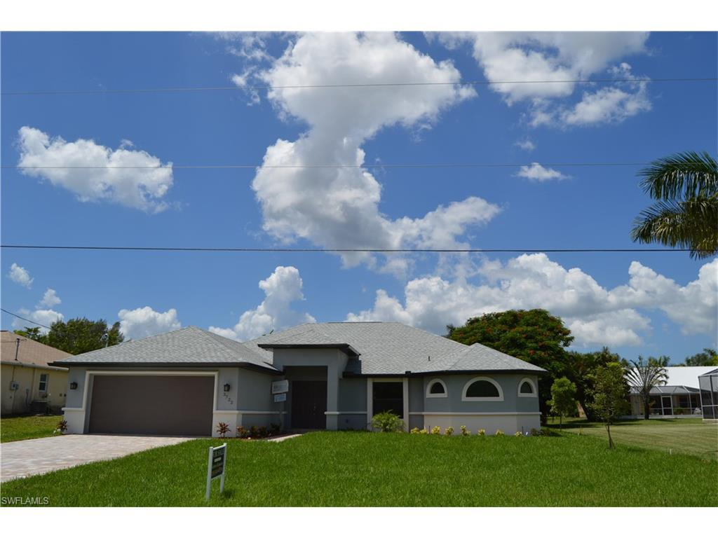 3722 SW 19th Ave, Cape Coral, FL 33914 (#216053229) :: Homes and Land Brokers, Inc