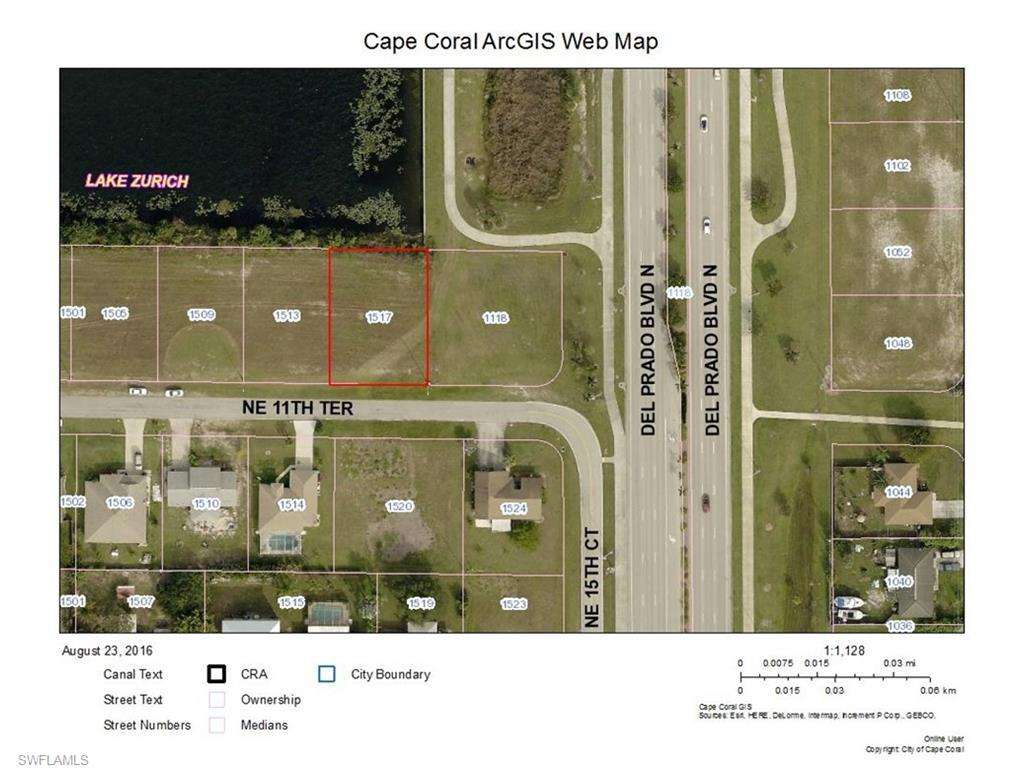 1517 NE 11th Ter, Cape Coral, FL 33909 (#216053330) :: Homes and Land Brokers, Inc