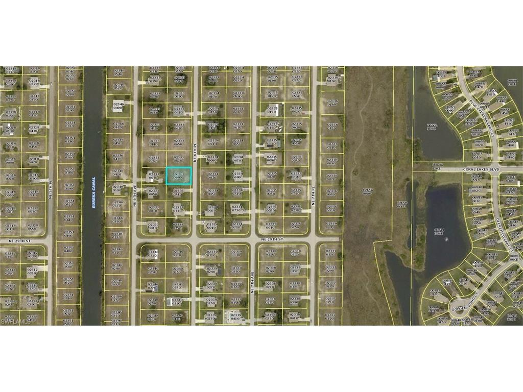 2912 NE 6th Pl, Cape Coral, FL 33909 (#216053378) :: Homes and Land Brokers, Inc