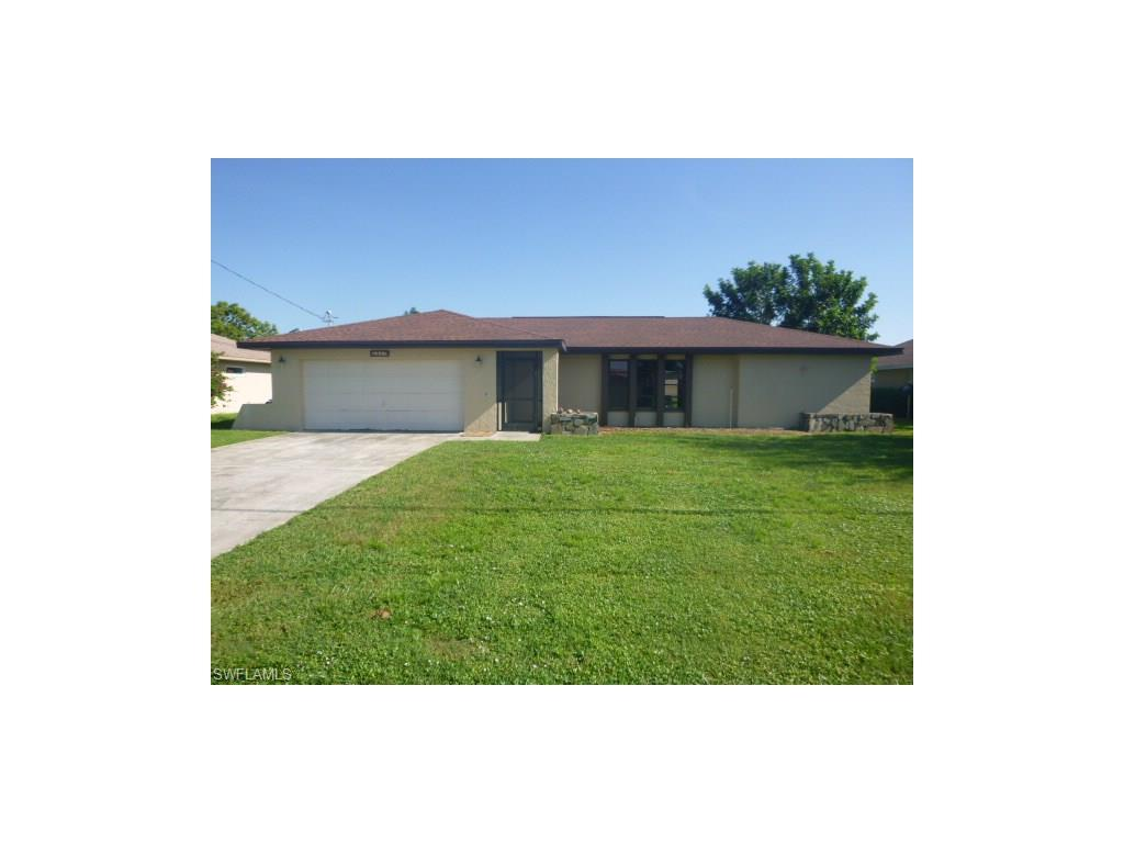 1317 SE 23rd Ter, Cape Coral, FL 33990 (MLS #216053401) :: The New Home Spot, Inc.