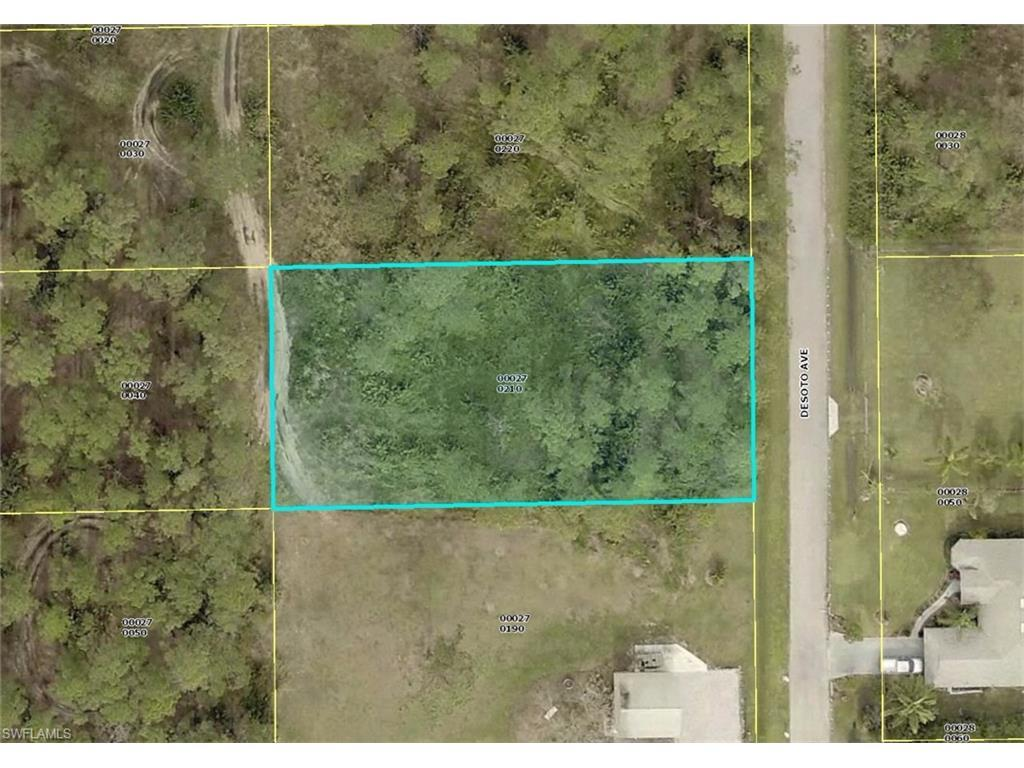 1017 Desoto Ave, Lehigh Acres, FL 33972 (MLS #216053470) :: The New Home Spot, Inc.