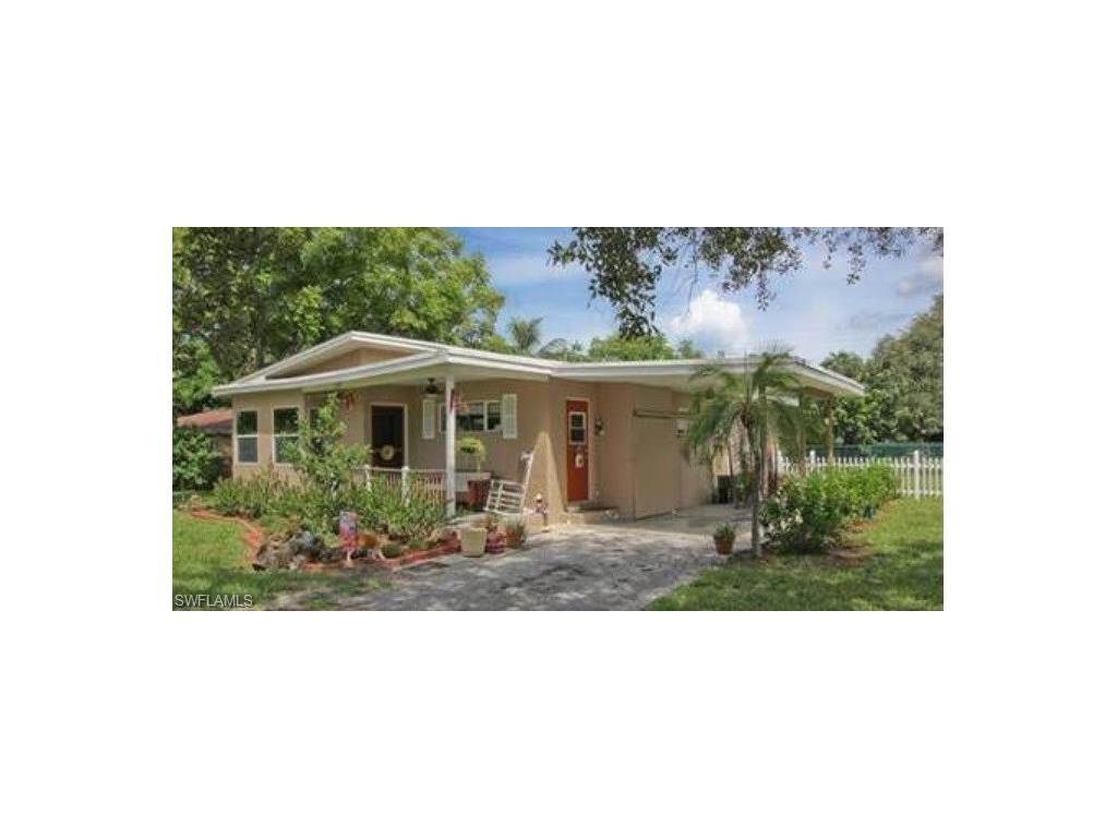 1299 Carlene Ave, Fort Myers, FL 33901 (#216053515) :: Homes and Land Brokers, Inc