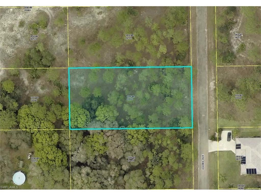 313 Johns Ave, Lehigh Acres, FL 33936 (MLS #216053620) :: The New Home Spot, Inc.