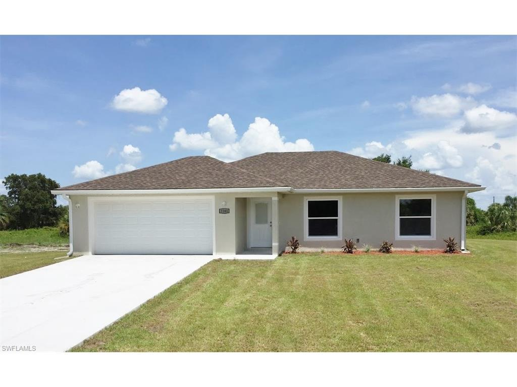 1429 Jabara Cir, Labelle, FL 33935 (MLS #216053710) :: The New Home Spot, Inc.