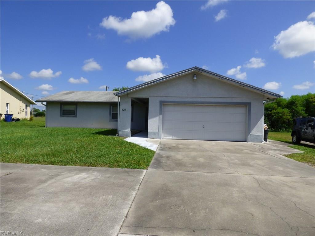 4012 Lee Blvd, Lehigh Acres, FL 33971 (MLS #216053732) :: The New Home Spot, Inc.