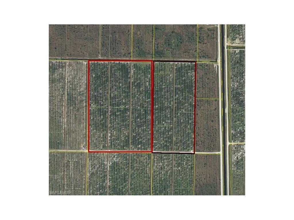 First Rd, Labelle, FL 33935 (MLS #216053756) :: The New Home Spot, Inc.