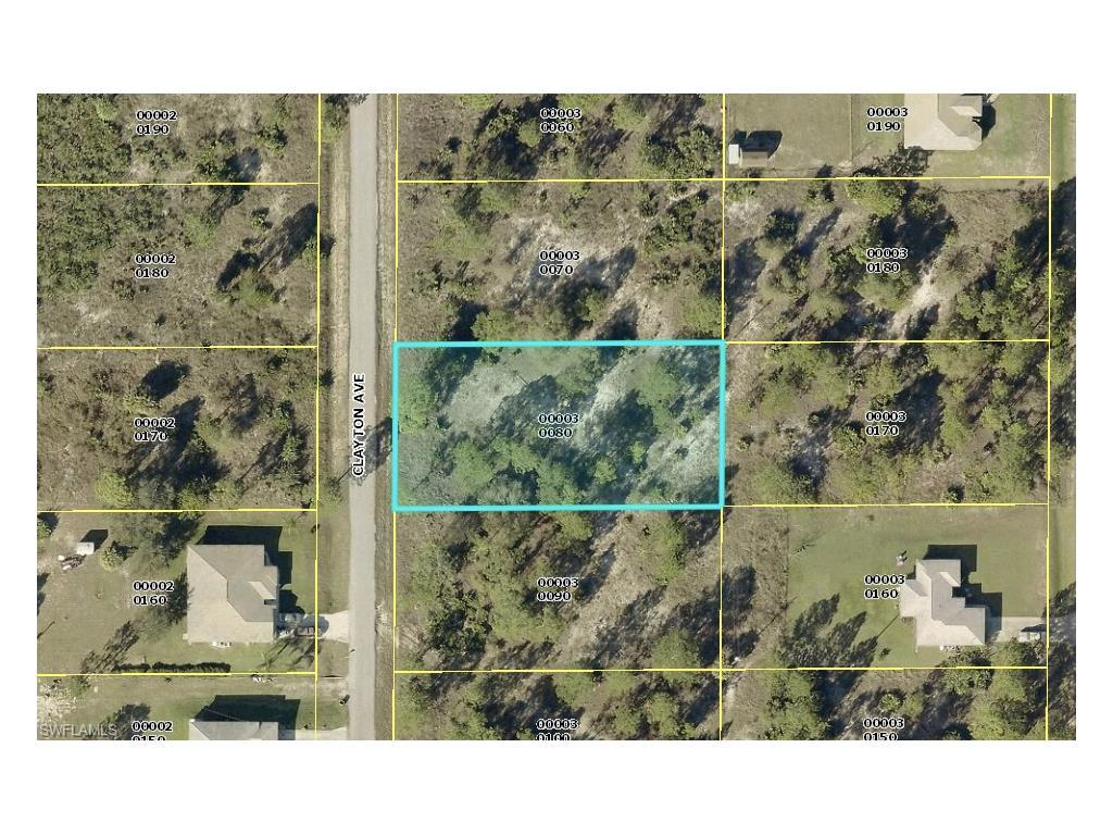 1212 Clayton Ave, Lehigh Acres, FL 33972 (#216053887) :: Homes and Land Brokers, Inc