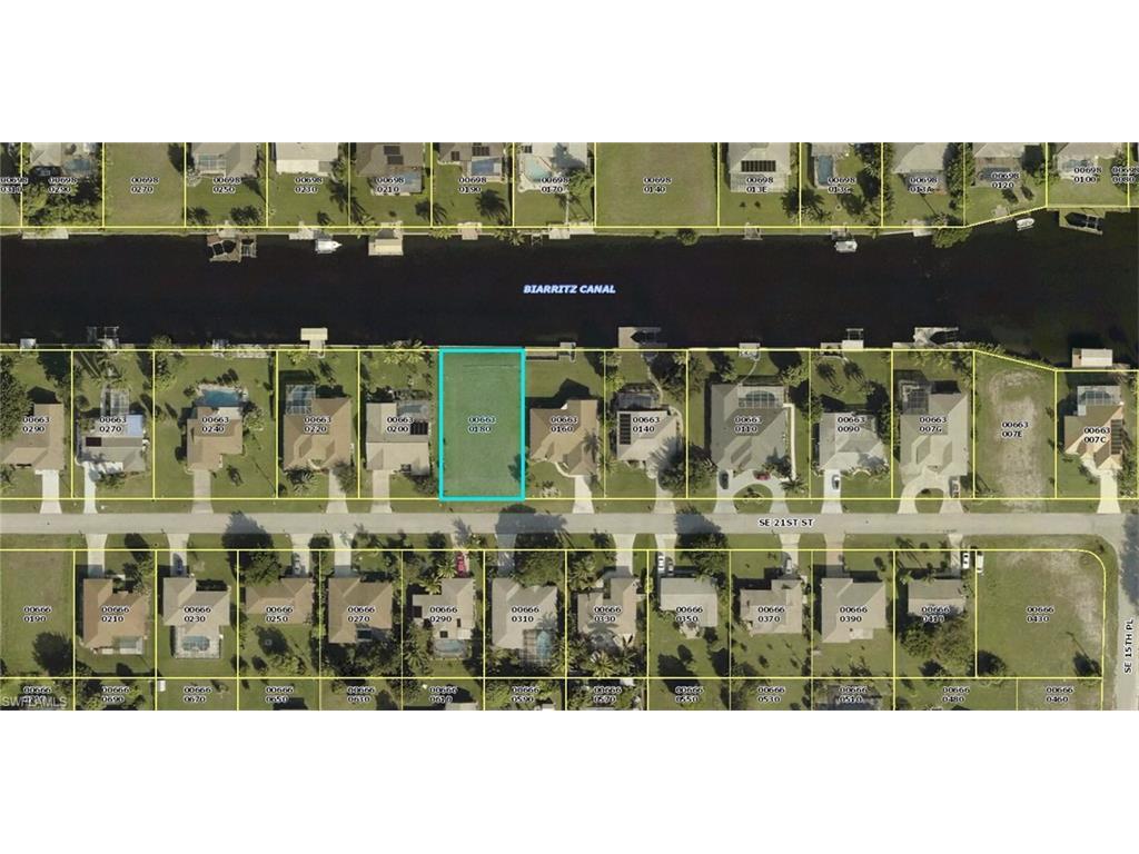 1433 SE 21st St, Cape Coral, FL 33990 (MLS #216053912) :: The New Home Spot, Inc.