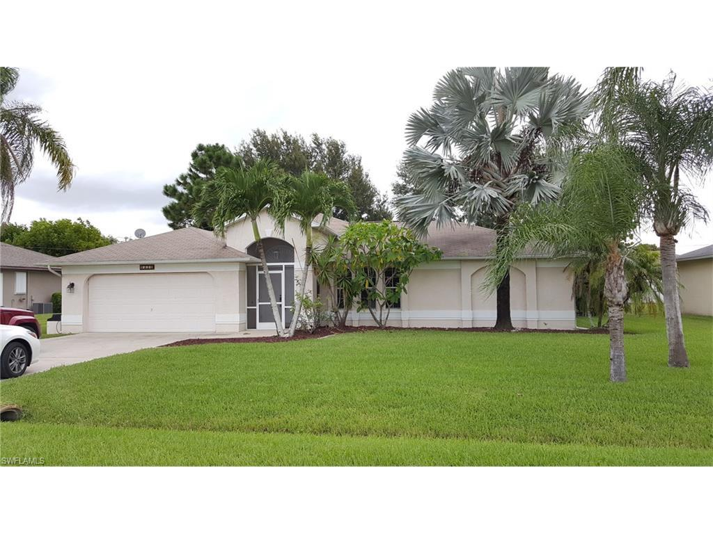 1321 SE 1st Ter, Cape Coral, FL 33990 (#216054006) :: Homes and Land Brokers, Inc