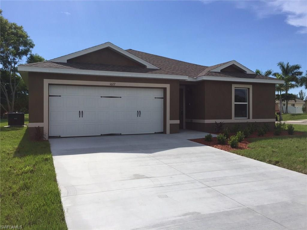 1622 SW 10th Ave, Cape Coral, FL 33991 (#216054066) :: Homes and Land Brokers, Inc