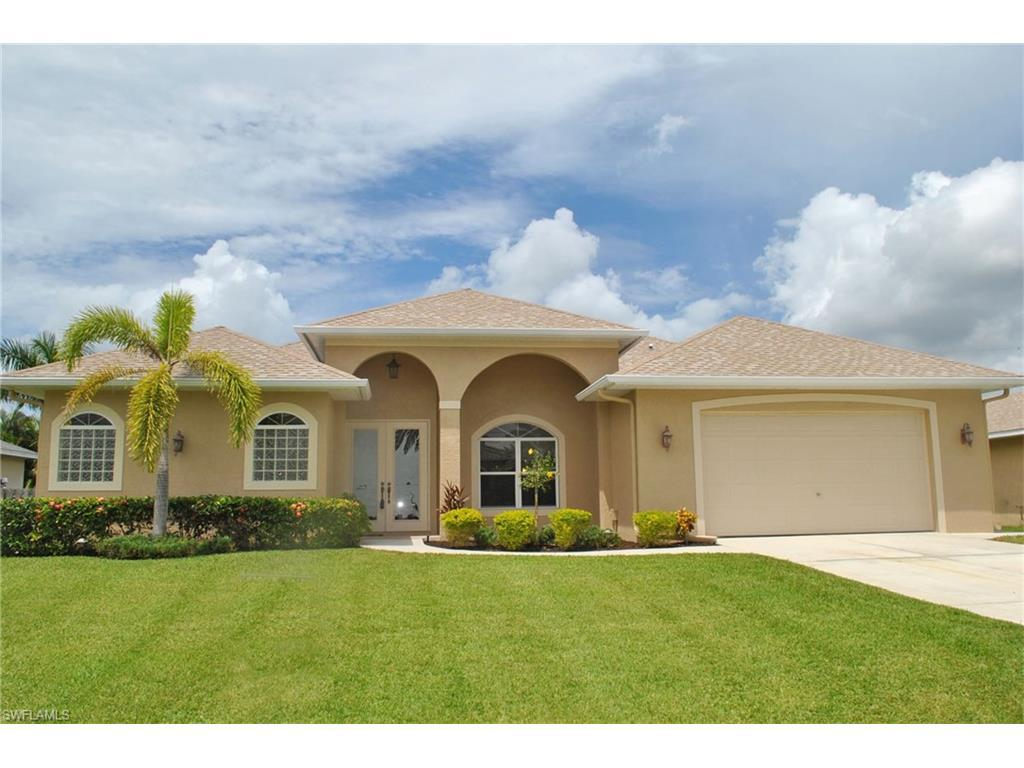 3812 SW 20th Ave, Cape Coral, FL 33914 (MLS #216054092) :: The New Home Spot, Inc.