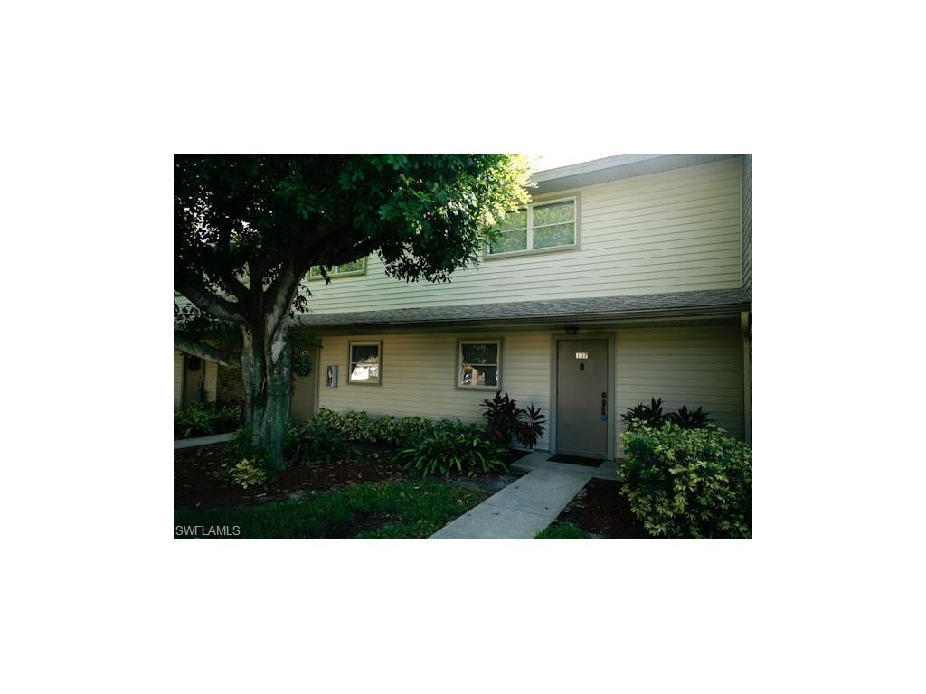 5917 Littlestone Ct #107, North Fort Myers, FL 33903 (MLS #216054117) :: The New Home Spot, Inc.