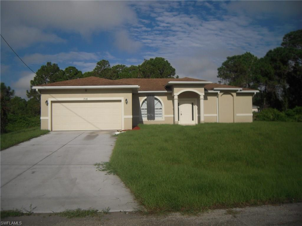 716 Delridge Ave S, Lehigh Acres, FL 33974 (#216054206) :: Homes and Land Brokers, Inc