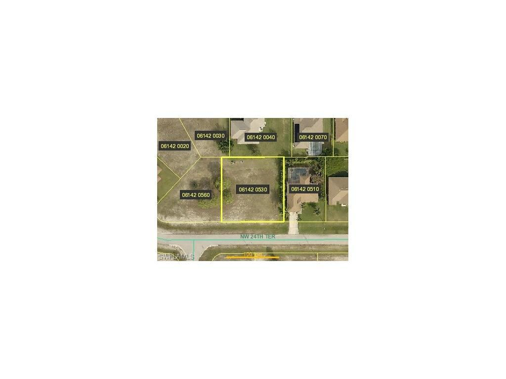 2607 NW 24th Ter, Cape Coral, FL 33993 (#216054275) :: Homes and Land Brokers, Inc