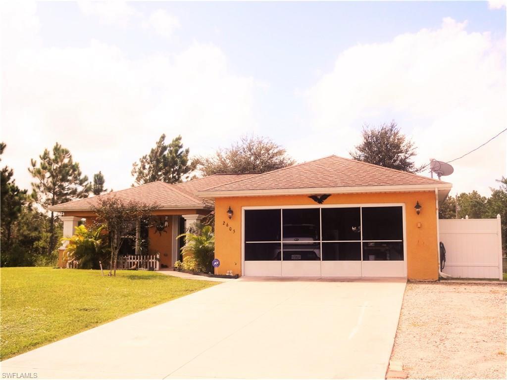 2605 23rd St W, Lehigh Acres, FL 33971 (MLS #216054396) :: The New Home Spot, Inc.