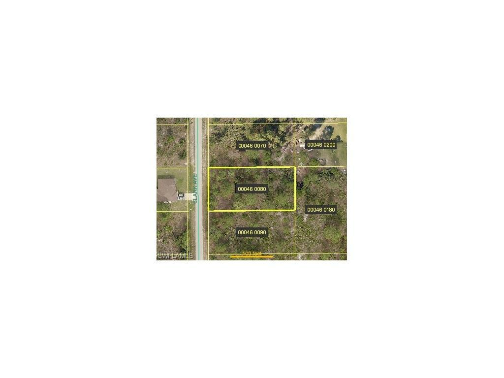 1110 Clark Ave, Lehigh Acres, FL 33972 (#216054530) :: Homes and Land Brokers, Inc