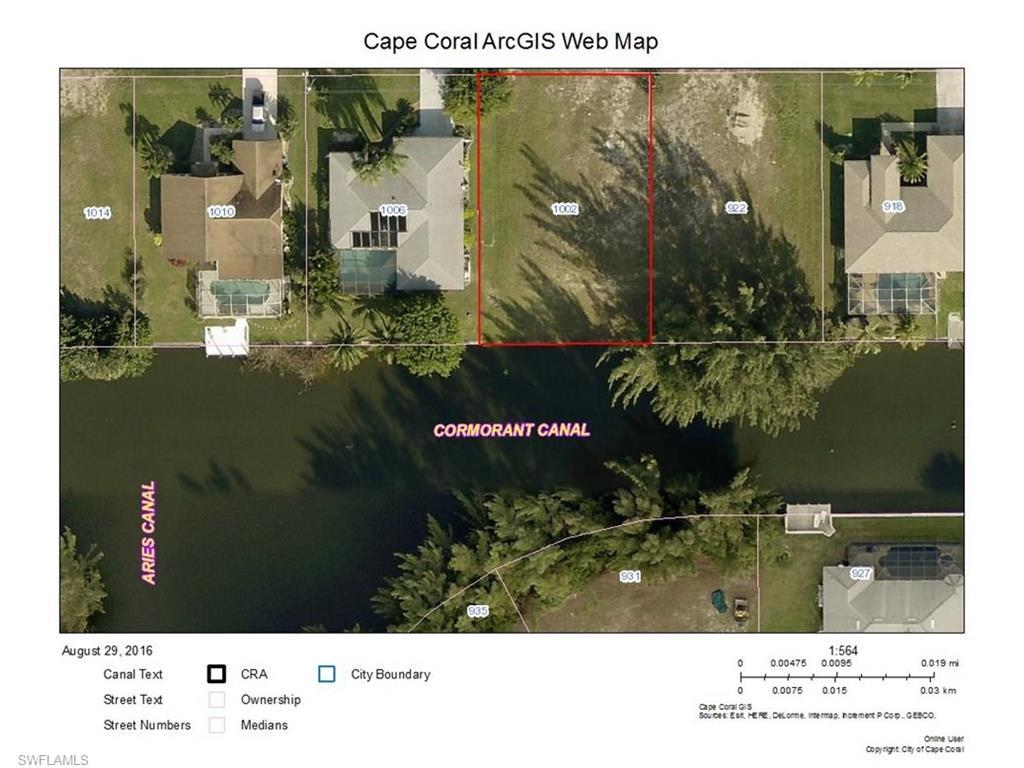 1002 SW 23rd St, Cape Coral, FL 33991 (MLS #216054568) :: The New Home Spot, Inc.