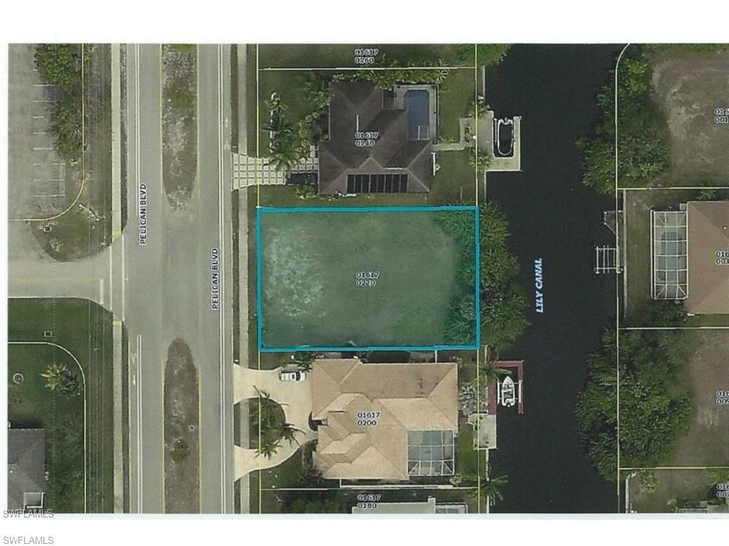4149 Pelican Blvd, Cape Coral, FL 33914 (#216054716) :: Homes and Land Brokers, Inc