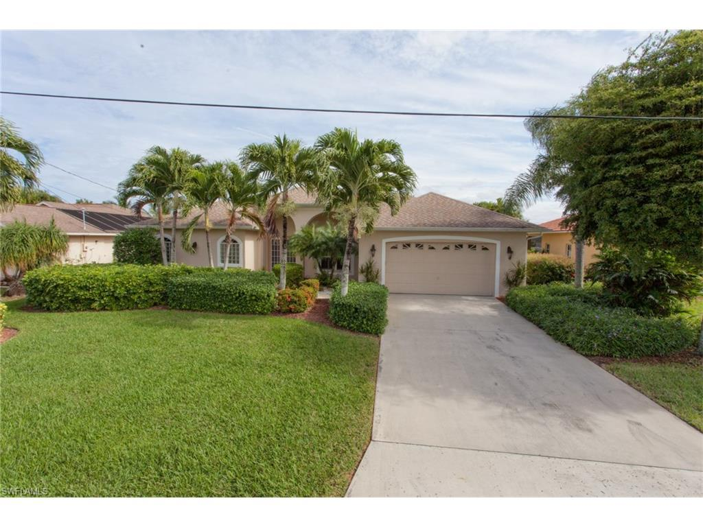 5025 SW 11th Ct, Cape Coral, FL 33914 (#216054748) :: Homes and Land Brokers, Inc