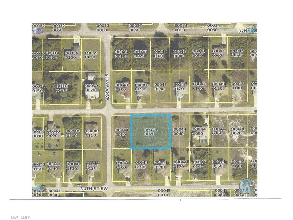 3317 33rd St SW, Lehigh Acres, FL 33976 (MLS #216054755) :: The New Home Spot, Inc.