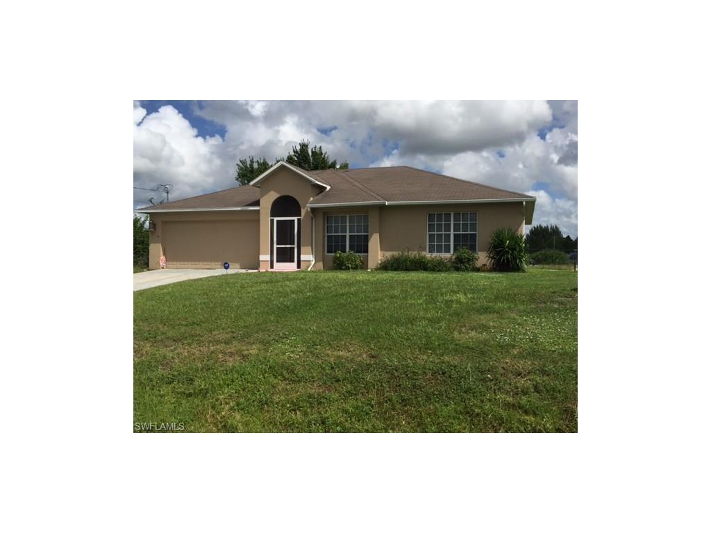 5002 Centennial Blvd, Lehigh Acres, FL 33971 (MLS #216054763) :: The New Home Spot, Inc.