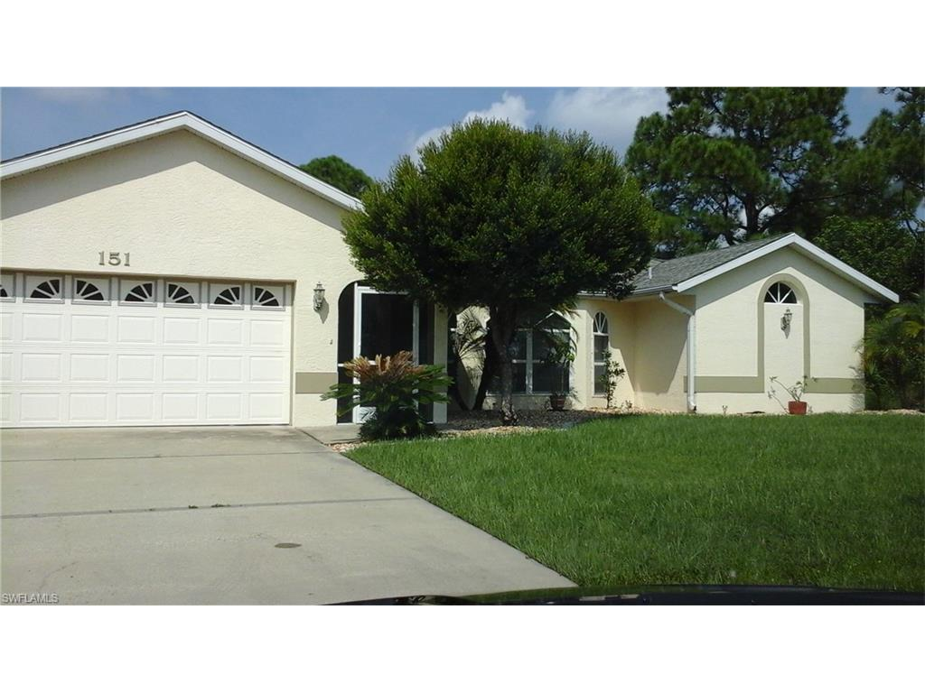 151 Rosemary St, Port Charlotte, FL 33954 (#216054880) :: Homes and Land Brokers, Inc