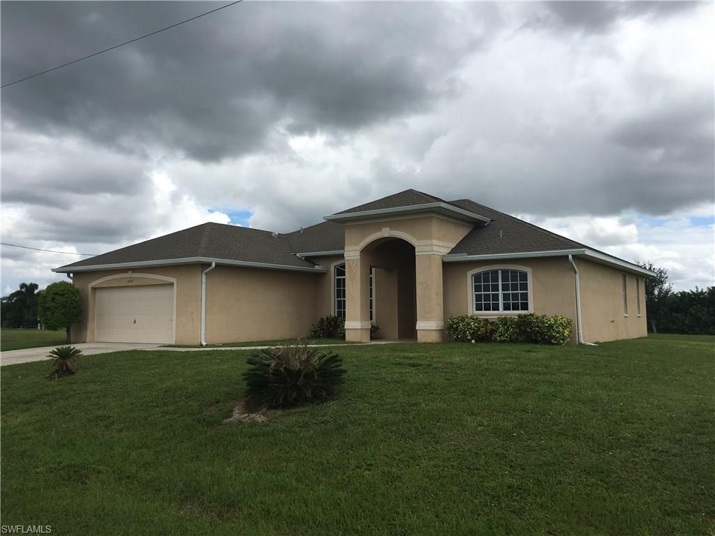 3535 NW 41st Pl, Cape Coral, FL 33993 (MLS #216054974) :: The New Home Spot, Inc.