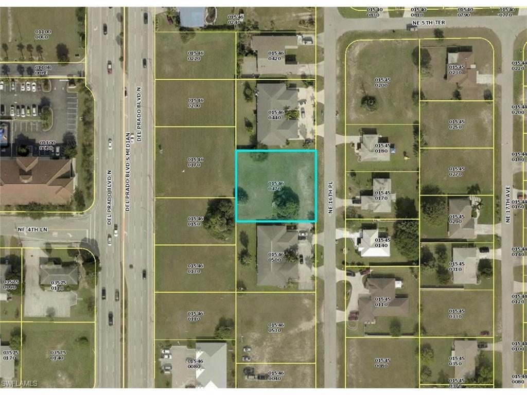 422 NE 16th Pl, Cape Coral, FL 33909 (#216055047) :: Homes and Land Brokers, Inc