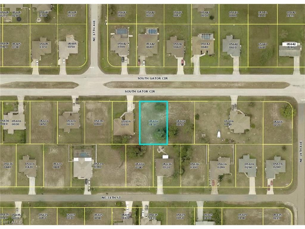 1710 S Gator Cir, Cape Coral, FL 33909 (#216055053) :: Homes and Land Brokers, Inc