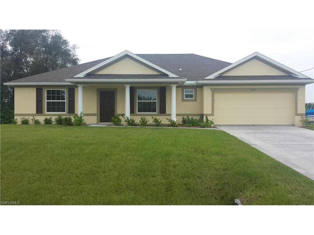3409 SW 3rd St, Cape Coral, FL 33991 (#216055061) :: Homes and Land Brokers, Inc