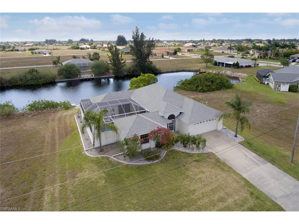 1040 NW 36th Ave, Cape Coral, FL 33993 (MLS #216055062) :: The New Home Spot, Inc.