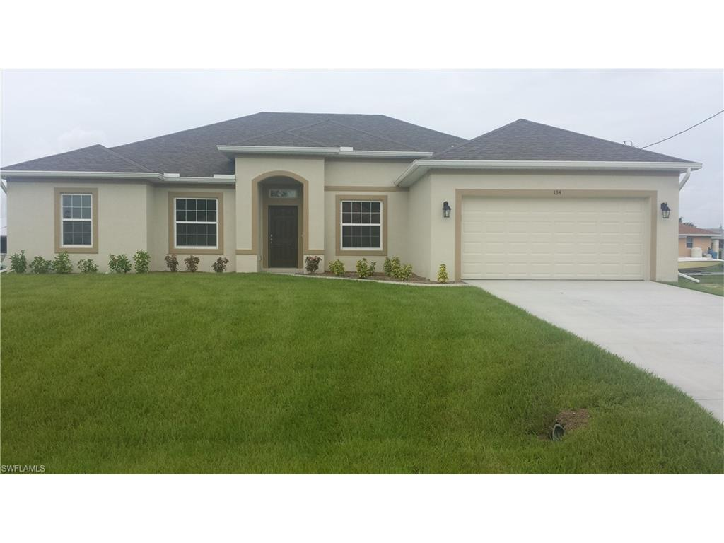134 SW 36th Pl, Cape Coral, FL 33991 (MLS #216055091) :: The New Home Spot, Inc.