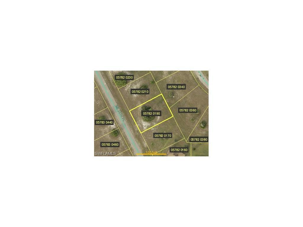 4005 NE 20th Ct, Cape Coral, FL 33909 (MLS #216055121) :: The New Home Spot, Inc.