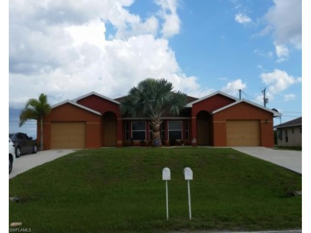1120 Diplomat Pky E, Cape Coral, FL 33909 (#216055311) :: Homes and Land Brokers, Inc