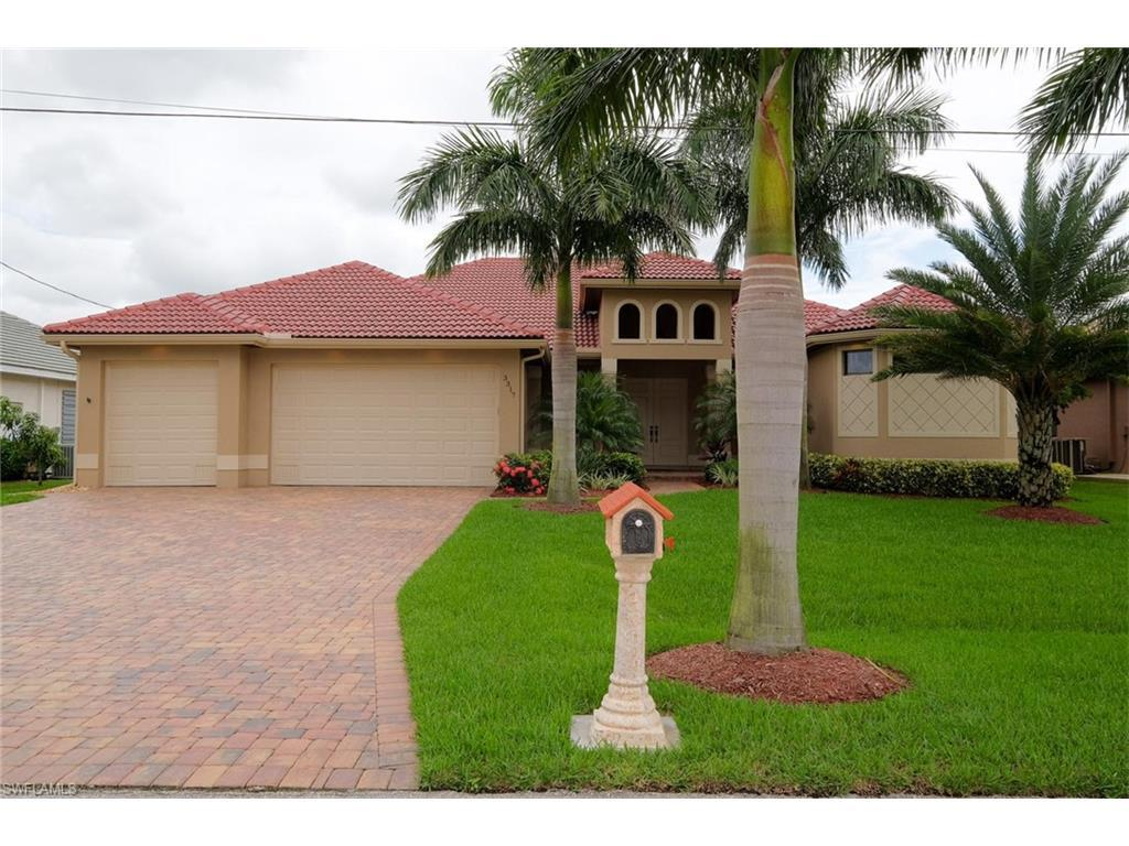 3317 SW 27th Ave, Cape Coral, FL 33914 (MLS #216055379) :: The New Home Spot, Inc.